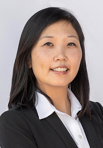 Photo of Jinny Ahn Cain